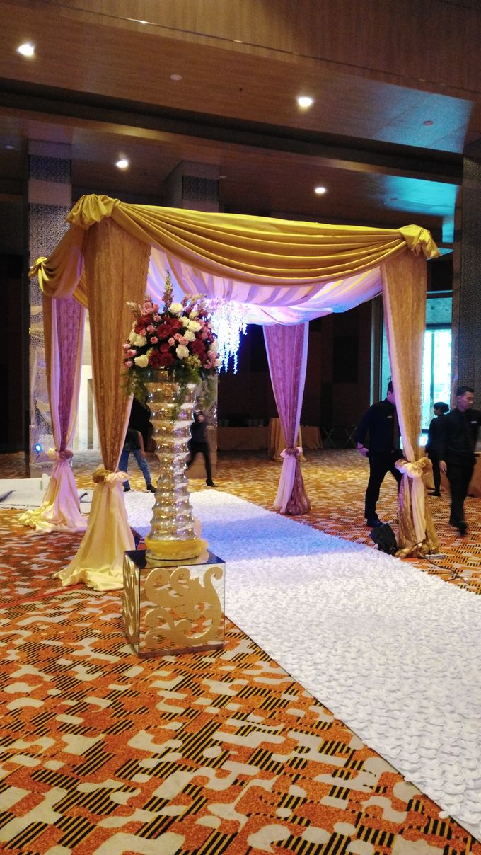 Wedding at Magnolia by Grand Mercure Jakarta Kemayoran - 020