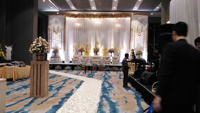 Wedding at Lotus Sky by Grand Mercure Jakarta Kemayoran - 006