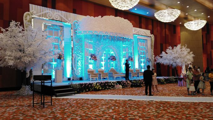 Wedding at Lotus Sky by Grand Mercure Jakarta Kemayoran - 010