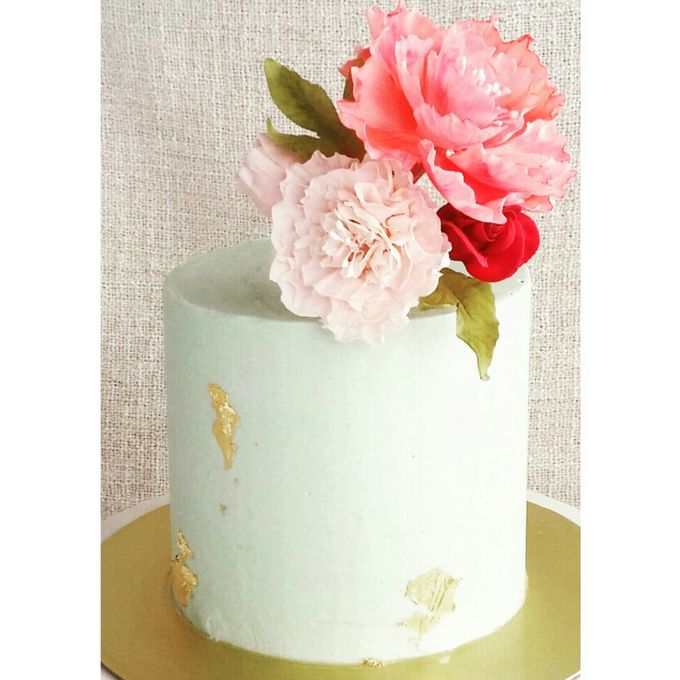 Single tier and multi tiered cakes by Baby Cakes - 023