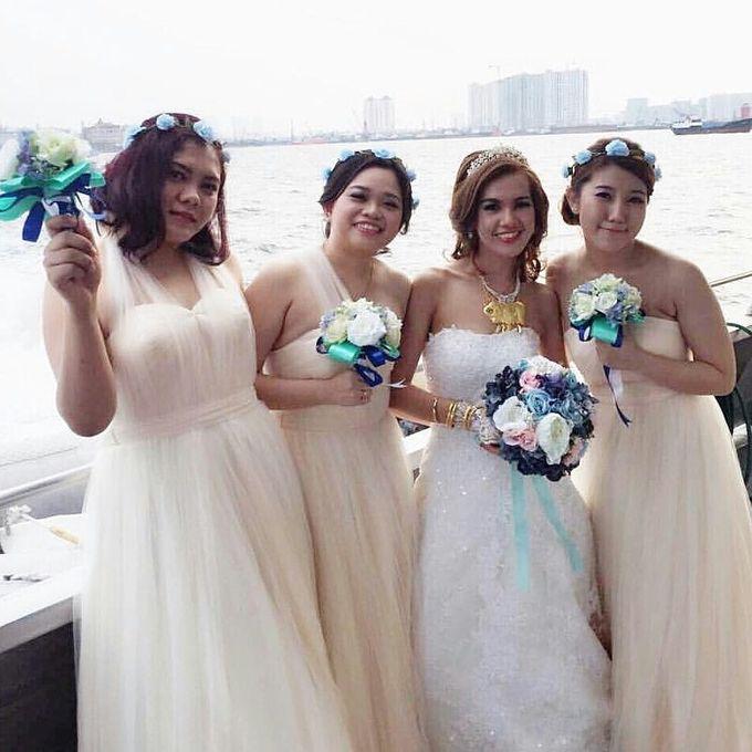 Wedding Bouquet - Handbouquet by Primrose Floral Design - 043