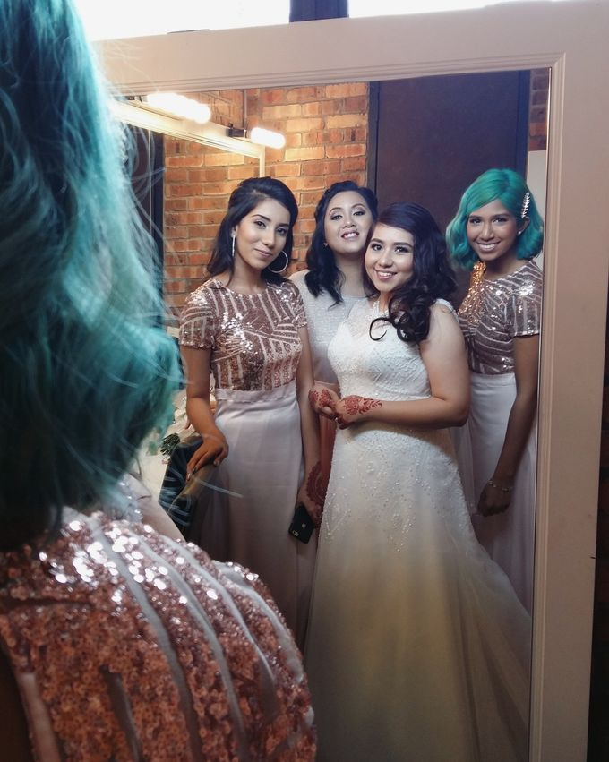 Bridal Makeup & Hair by My Cherry Style - 027