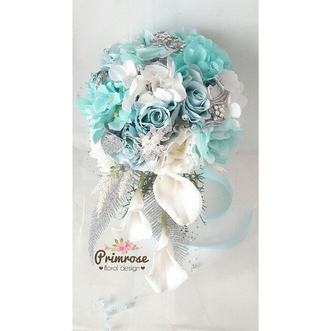 Wedding Bouquet - Handbouquet by Primrose Floral Design - 044