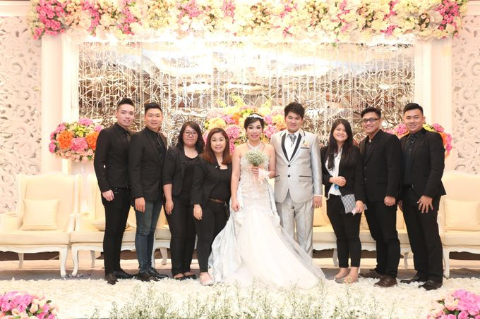 Andrian and Cristine Wedding 2 by Sugarbee Wedding Organizer - 002