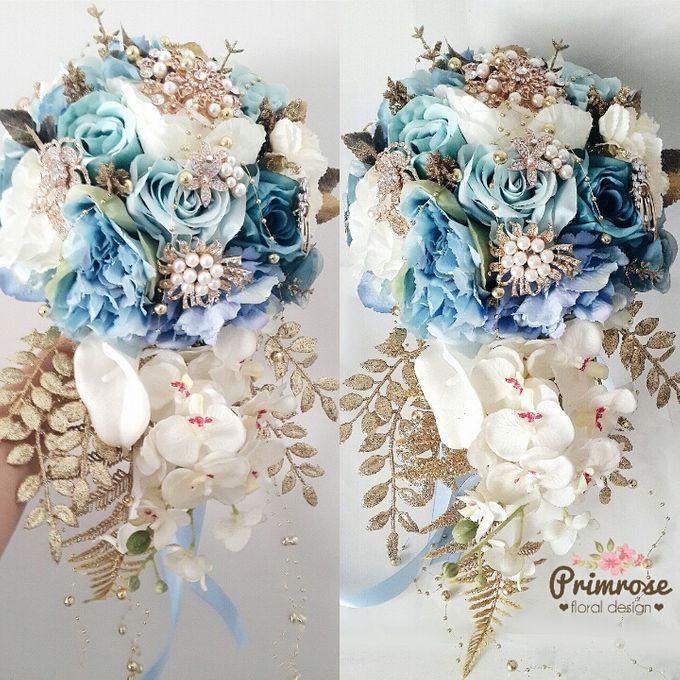 Wedding Bouquet - Handbouquet by Primrose Floral Design - 045