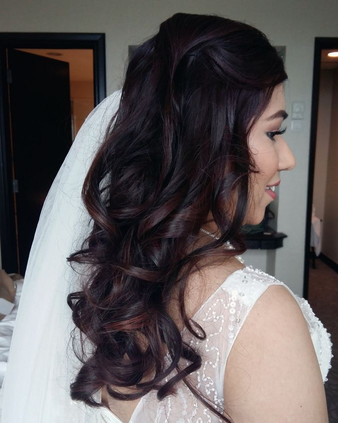 Bridal Makeup & Hair by My Cherry Style - 029