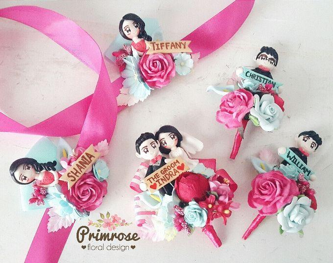 Boutonniere & Corsage by Primrose Floral Design - 045