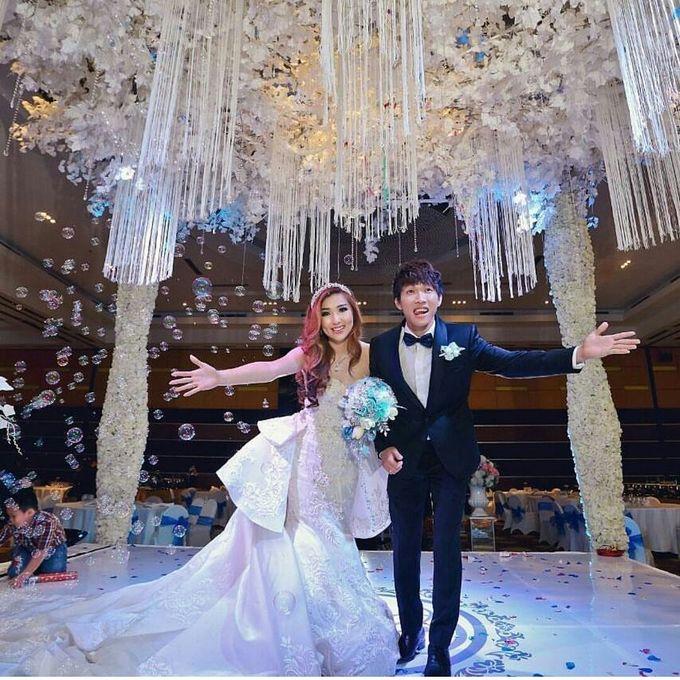 Wedding Bouquet - Handbouquet by Primrose Floral Design - 035