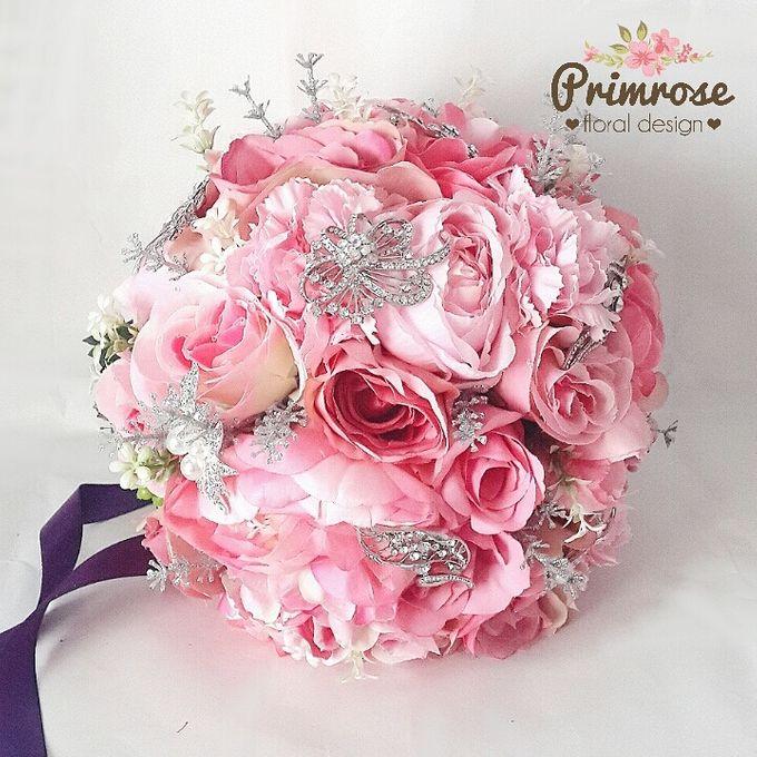 Wedding Bouquet - Handbouquet by Primrose Floral Design - 047