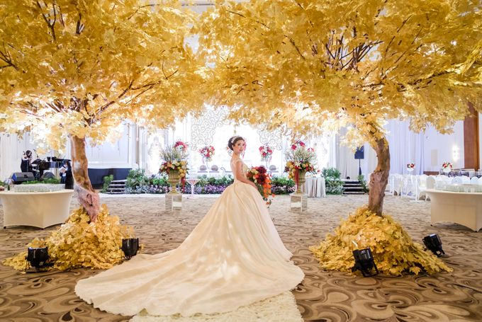 The Wedding of David & Tya by WedConcept Wedding Planner & Organizer - 001