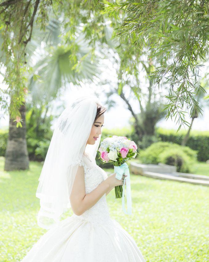 The Wedding of David & Tya by WedConcept Wedding Planner & Organizer - 002