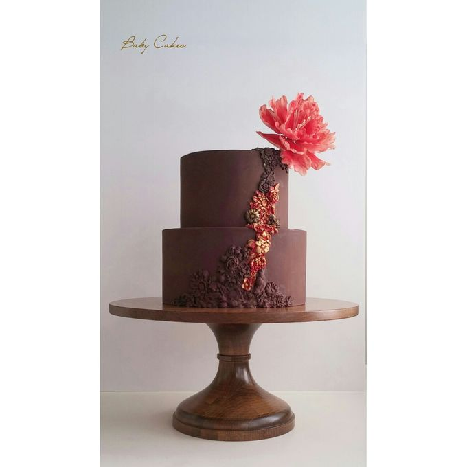 Single tier and multi tiered cakes by Baby Cakes - 009