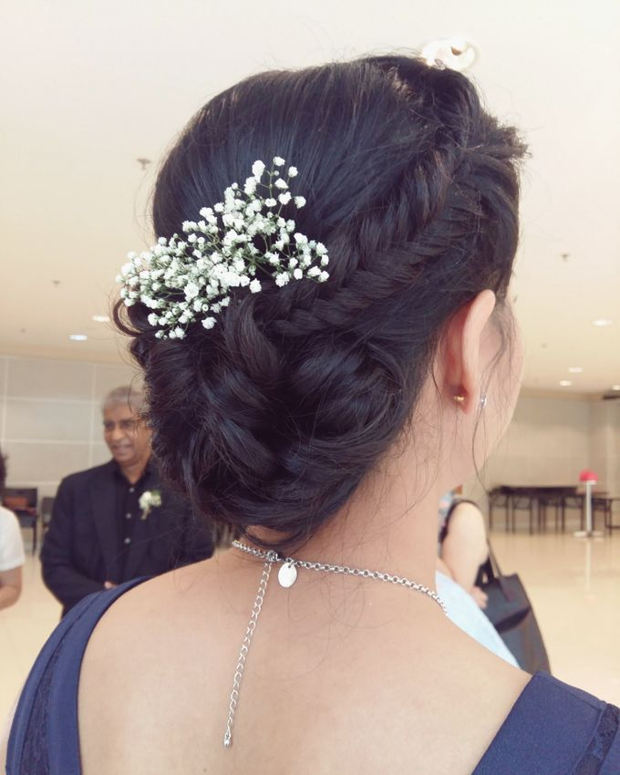 Bridal Makeup & Hair by My Cherry Style - 030