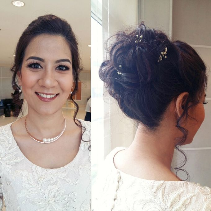 Bridal Makeup & Hair by My Cherry Style - 032