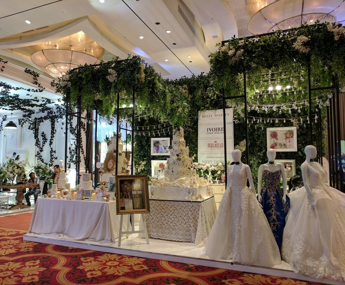 The Ritz Carlton Exhibition by Ivoire Cake Design - 003
