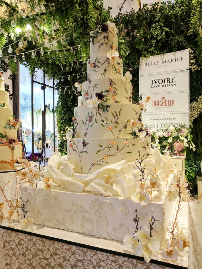 The Ritz Carlton Exhibition by Ivoire Cake Design - 002