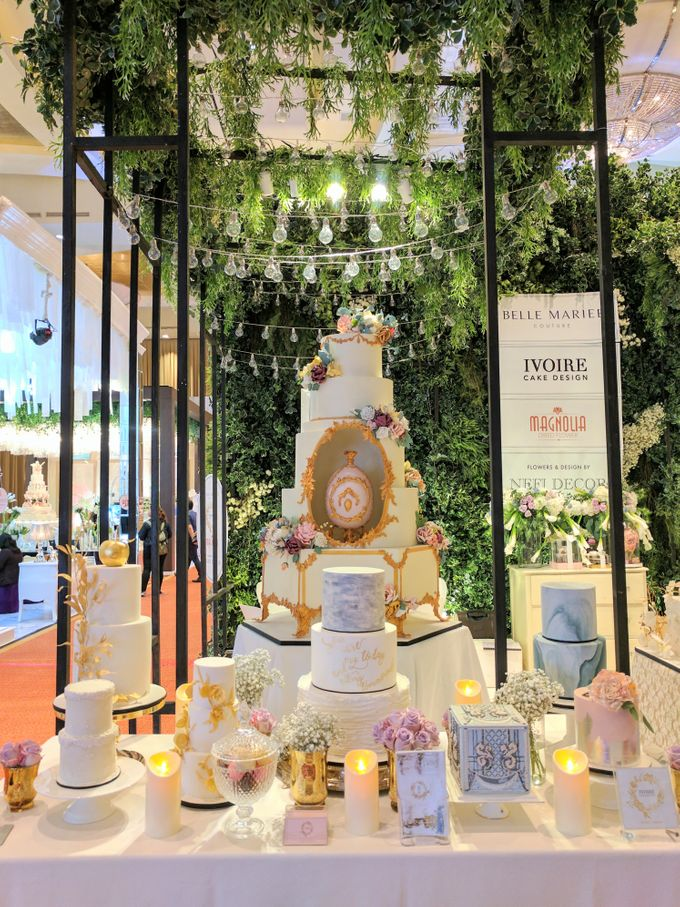 The Ritz Carlton Exhibition by Ivoire Cake Design - 001