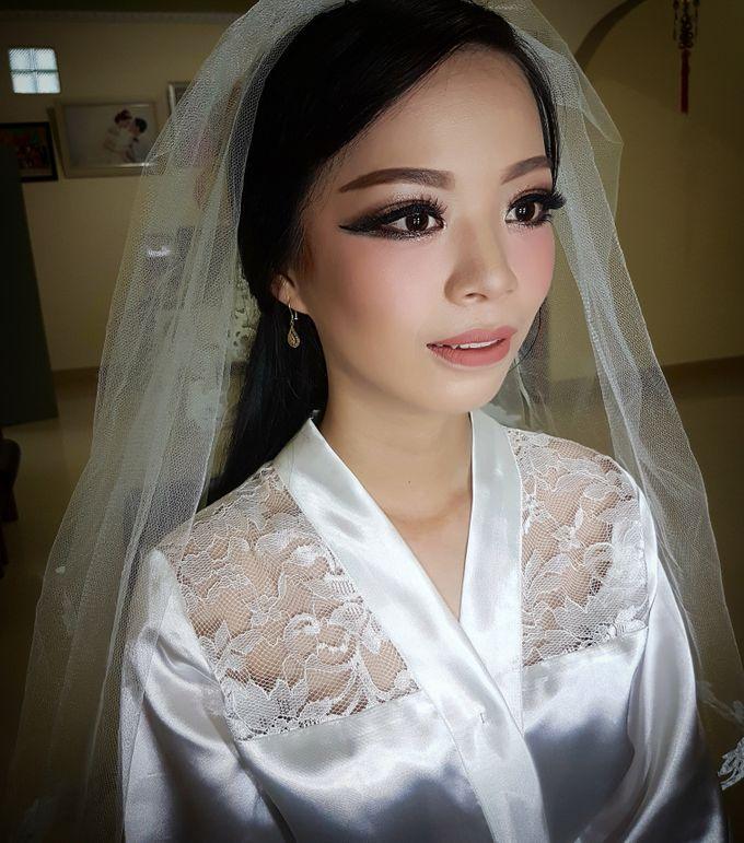 Makeup Ms Meliana by The Bridea - 004