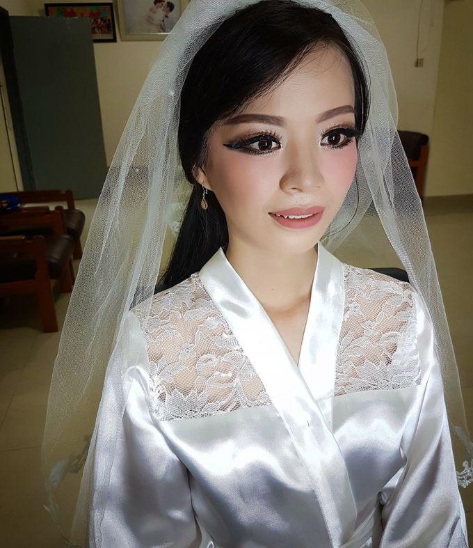 Makeup Ms Meliana by The Bridea - 005