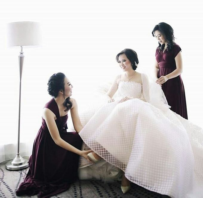 The Wedding of Edwin - Yovita by Tinara Brides - 002