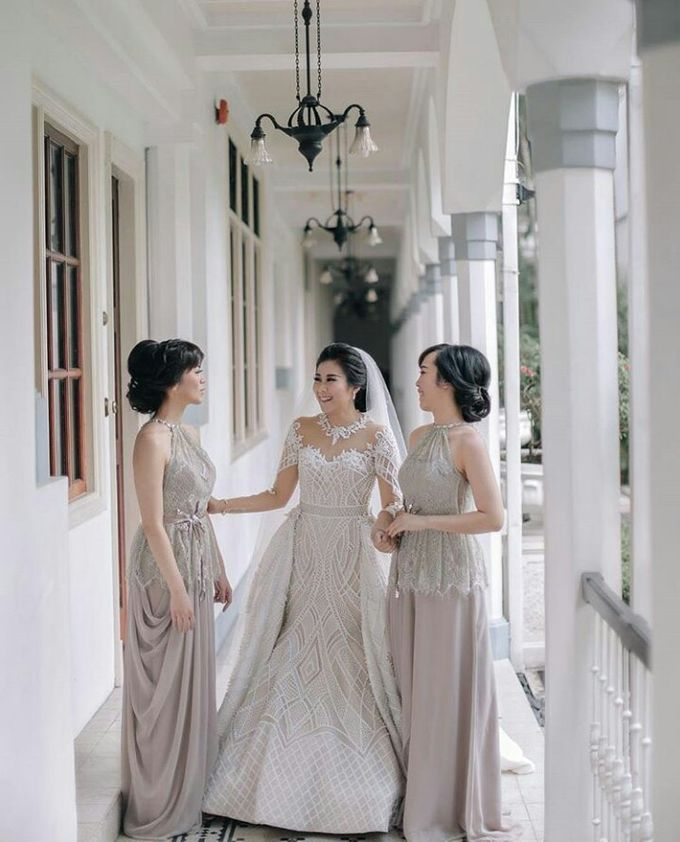 The Wedding of Rionaldo - Nanny by Tinara Brides - 003
