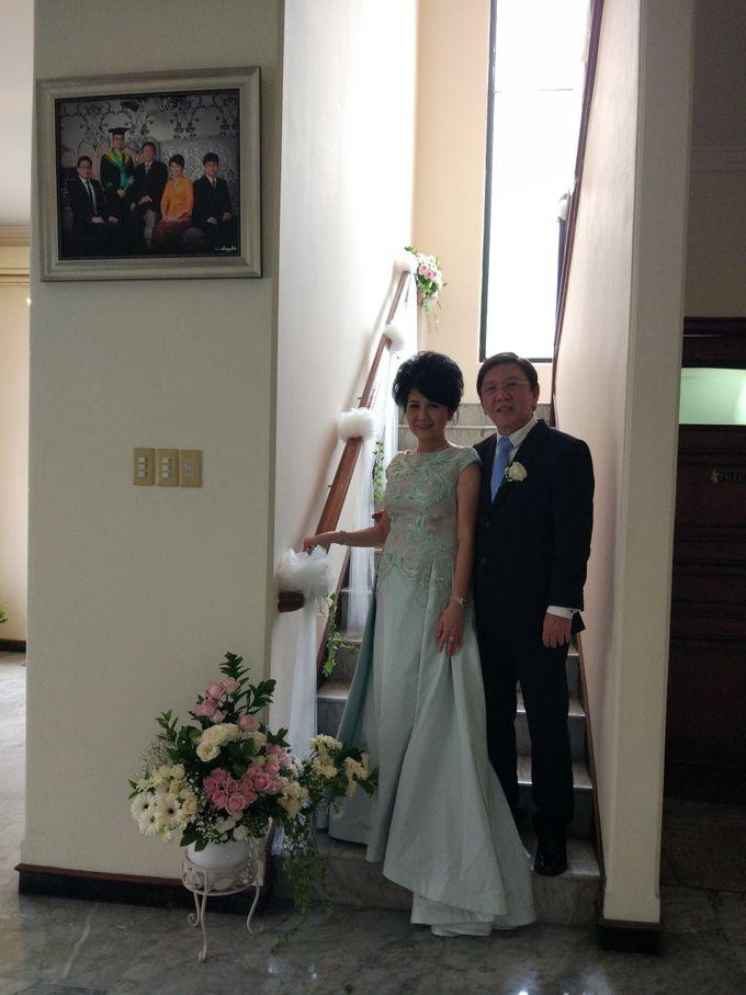 Wedding of Marshal & Maya at Residence On Five Hyatt Hotel on July 16th 2017 by Sparkling Organizer - 001