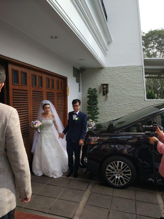 Wedding of Marshal & Maya at Residence On Five Hyatt Hotel on July 16th 2017 by Sparkling Organizer - 003