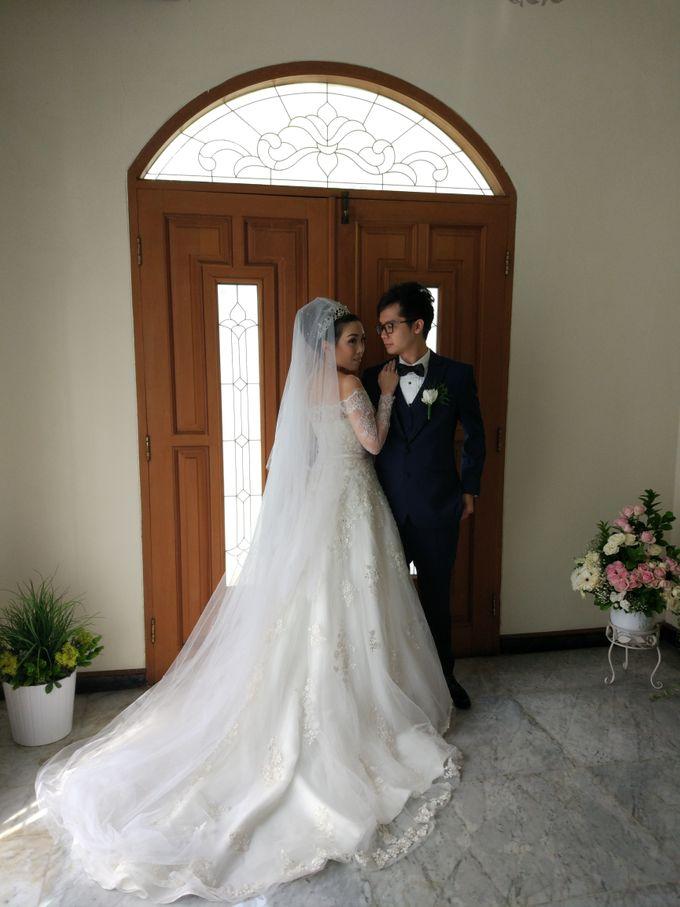 Wedding of Marshal & Maya at Residence On Five Hyatt Hotel on July 16th 2017 by Sparkling Organizer - 004