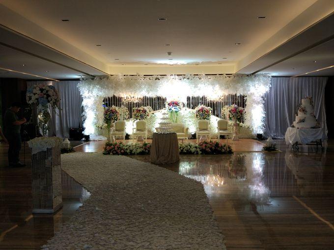 Wedding of Marshal & Maya at Residence On Five Hyatt Hotel on July 16th 2017 by Sparkling Organizer - 008