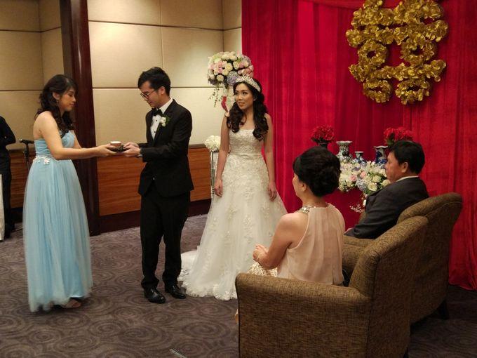 Wedding of Marshal & Maya at Residence On Five Hyatt Hotel on July 16th 2017 by Sparkling Organizer - 012