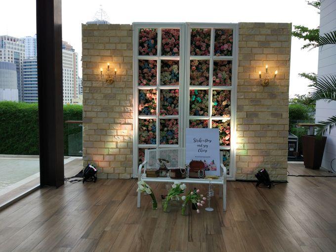 Wedding of Marshal & Maya at Residence On Five Hyatt Hotel on July 16th 2017 by Sparkling Organizer - 014
