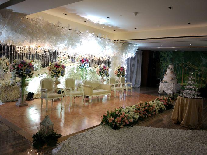 Wedding of Marshal & Maya at Residence On Five Hyatt Hotel on July 16th 2017 by Sparkling Organizer - 018