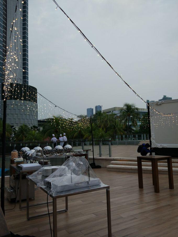 Wedding of Marshal & Maya at Residence On Five Hyatt Hotel on July 16th 2017 by Sparkling Organizer - 024