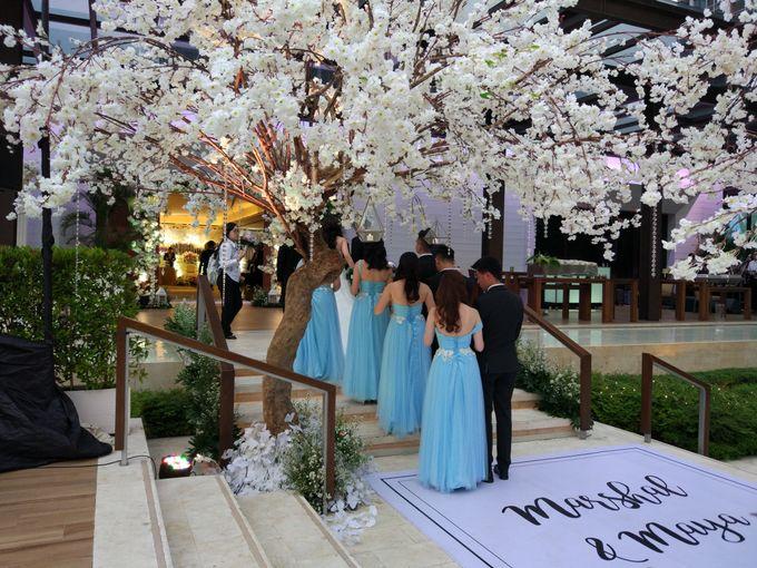 Wedding of Marshal & Maya at Residence On Five Hyatt Hotel on July 16th 2017 by Sparkling Organizer - 028