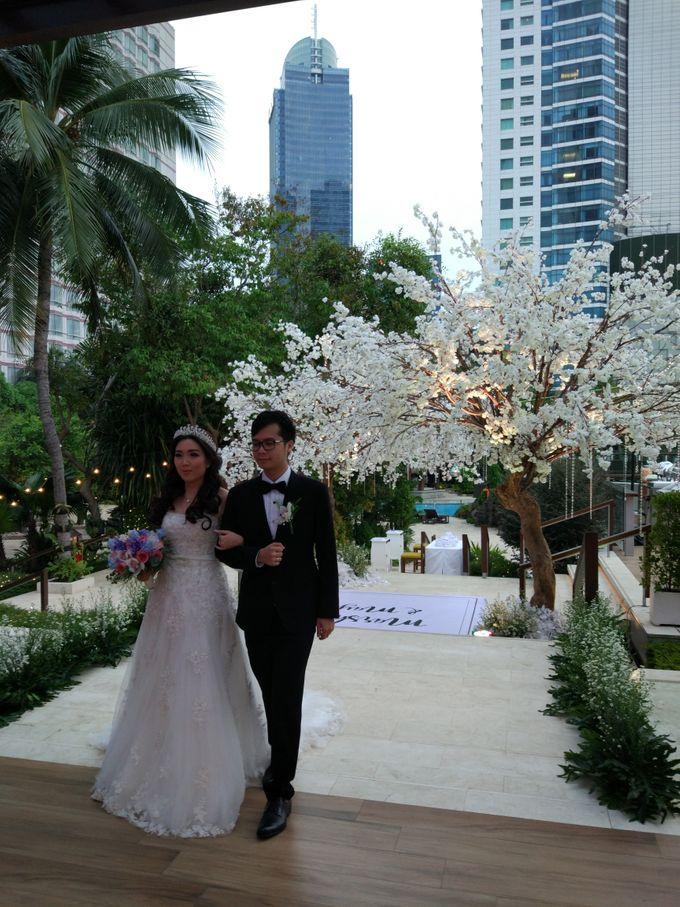 Wedding of Marshal & Maya at Residence On Five Hyatt Hotel on July 16th 2017 by Sparkling Organizer - 029