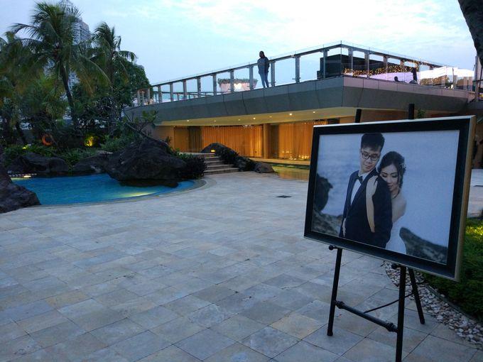 Wedding of Marshal & Maya at Residence On Five Hyatt Hotel on July 16th 2017 by Sparkling Organizer - 031