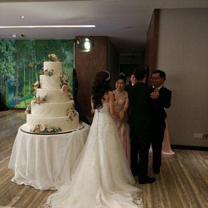 Wedding of Marshal & Maya at Residence On Five Hyatt Hotel on July 16th 2017 by Sparkling Organizer - 037