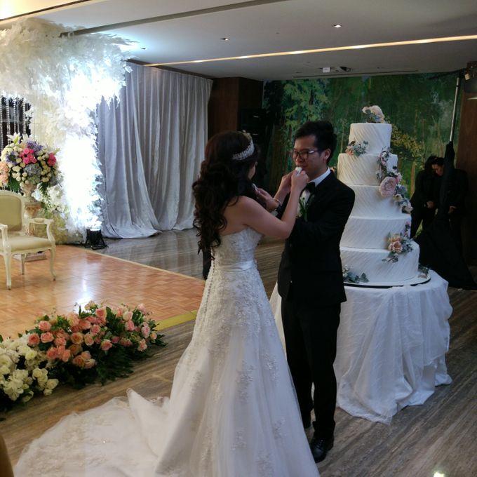 Wedding of Marshal & Maya at Residence On Five Hyatt Hotel on July 16th 2017 by Sparkling Organizer - 038