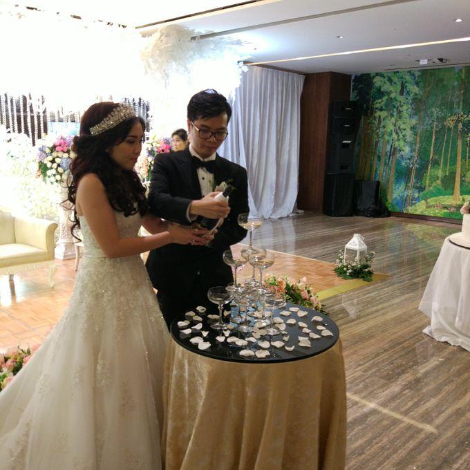 Wedding of Marshal & Maya at Residence On Five Hyatt Hotel on July 16th 2017 by Sparkling Organizer - 039