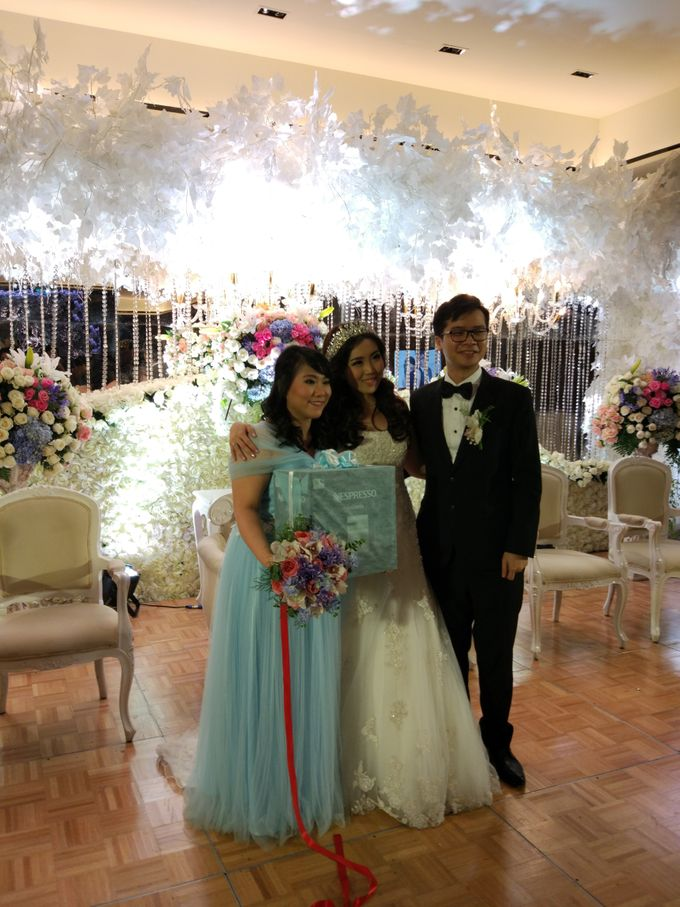 Wedding of Marshal & Maya at Residence On Five Hyatt Hotel on July 16th 2017 by Sparkling Organizer - 042
