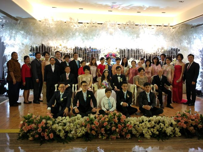 Wedding of Marshal & Maya at Residence On Five Hyatt Hotel on July 16th 2017 by Sparkling Organizer - 047