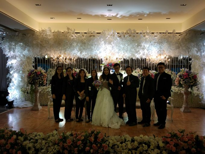 Wedding of Marshal & Maya at Residence On Five Hyatt Hotel on July 16th 2017 by Sparkling Organizer - 048