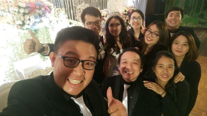 Wedding of Marshal & Maya at Residence On Five Hyatt Hotel on July 16th 2017 by Sparkling Organizer - 049