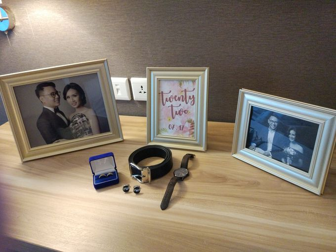Wedding of Steven & Renata at Grand Slipi Tower on July 22nd 2017 by Sparkling Organizer - 002