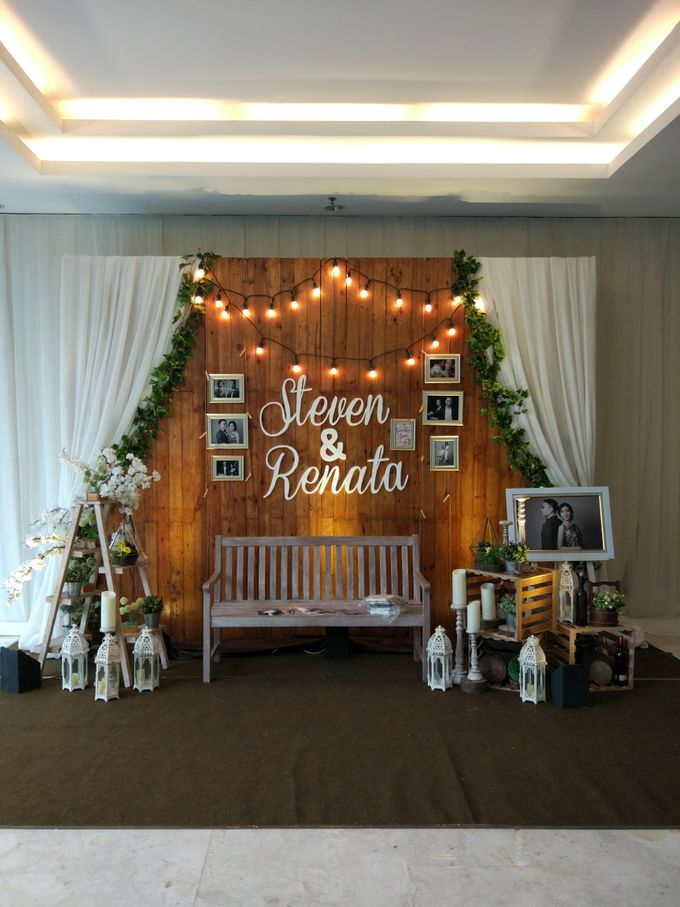 Wedding of Steven & Renata at Grand Slipi Tower on July 22nd 2017 by Sparkling Organizer - 016