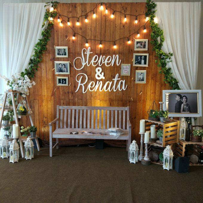 Wedding of Steven & Renata at Grand Slipi Tower on July 22nd 2017 by Sparkling Organizer - 017