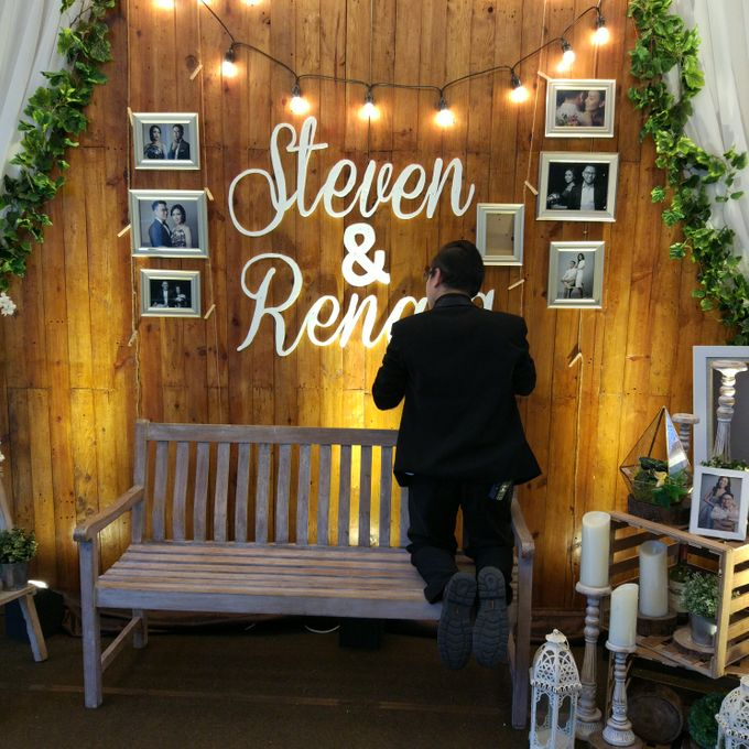 Wedding of Steven & Renata at Grand Slipi Tower on July 22nd 2017 by Sparkling Organizer - 018