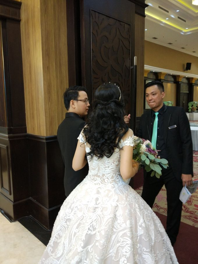 Wedding of Steven & Renata at Grand Slipi Tower on July 22nd 2017 by Sparkling Organizer - 020