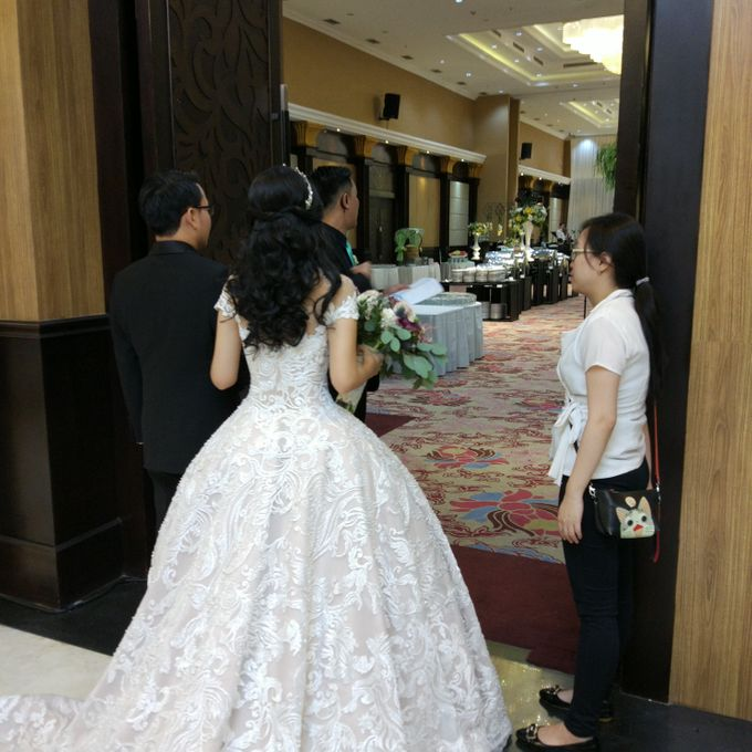 Wedding of Steven & Renata at Grand Slipi Tower on July 22nd 2017 by Sparkling Organizer - 021