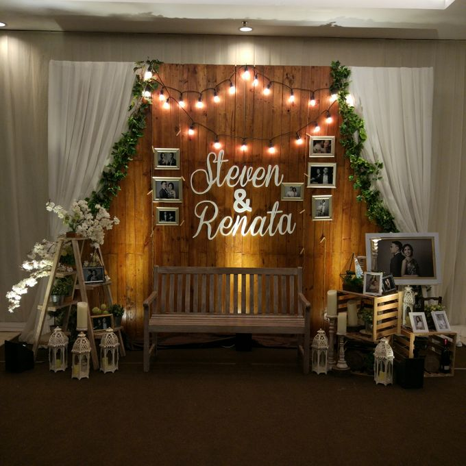 Wedding of Steven & Renata at Grand Slipi Tower on July 22nd 2017 by Sparkling Organizer - 024